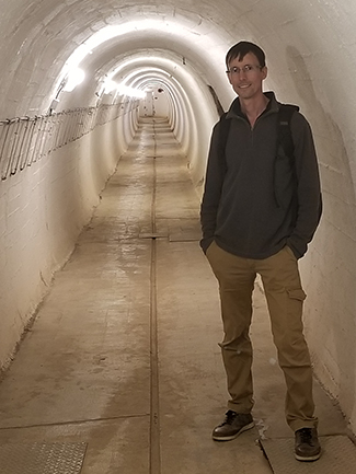 bunker tunnel
